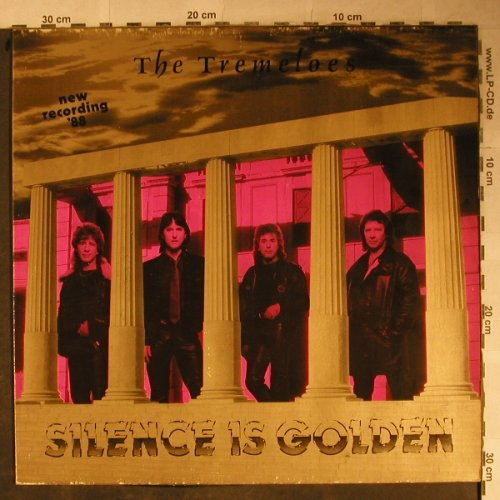 Tremeloes: Silence Is Golden'88*3, Mojo(MOJ 609 770-213), D, 1988 - 12inch - H8708 - 5,00 Euro