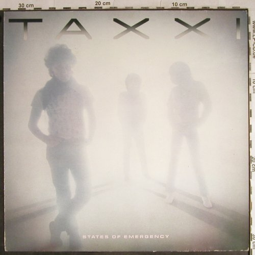 Taxxi: States Of Emergency, Fantasy(0061.166), D, 1982 - LP - H8775 - 6,00 Euro