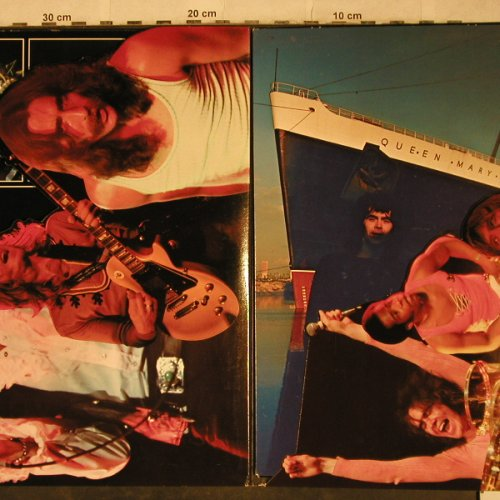 Three Dog Night: Around The World with, Foc, ABC/Dunhill(DSY 50 138), US, m-/vg+, 1973 - 2LPgx - H9446 - 9,00 Euro