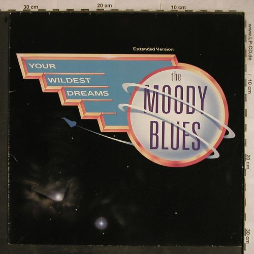 Moody Blues: Your Wildest Dreams/Talking Talking, Polydor(883 906-1), D, 1986 - 12inch - H9624 - 3,00 Euro