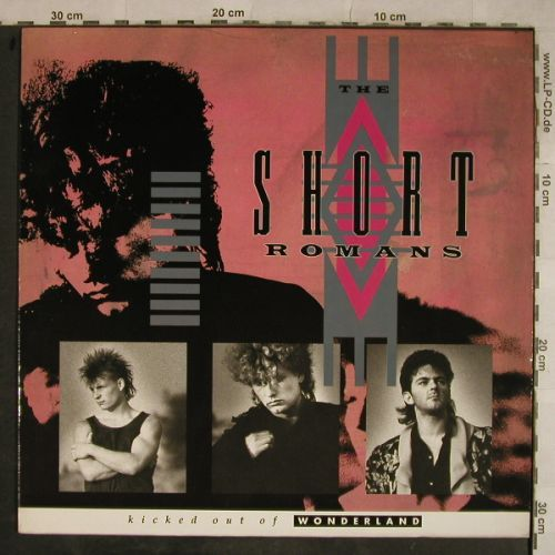 Short Romans: Kicked Out Of Wonderland, Teldec(6.26 903 AP), D, 1989 - LP - H9632 - 2,00 Euro