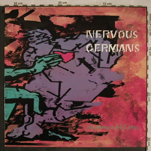 Nervous Germans: Summer of Love, Vertigo(814 286-1), D, 1983 - LP - H9634 - 3,00 Euro
