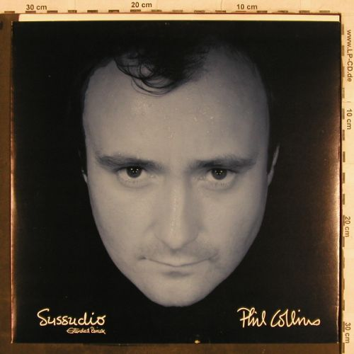Collins,Phil: Sussudio*2+1, WEA(259 168-0), D, 1985 - 12inch - H9671 - 4,00 Euro