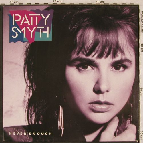 Smyth,Patti: Never Enough, CBS(450075 1), NL, 1987 - LP - H9674 - 5,00 Euro