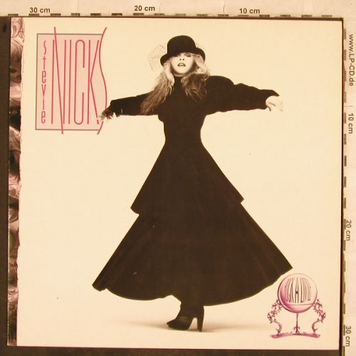 Nicks,Stevie: Rock A Little, Parlophone(24 0472 1), D, 1985 - LP - H9907 - 5,50 Euro