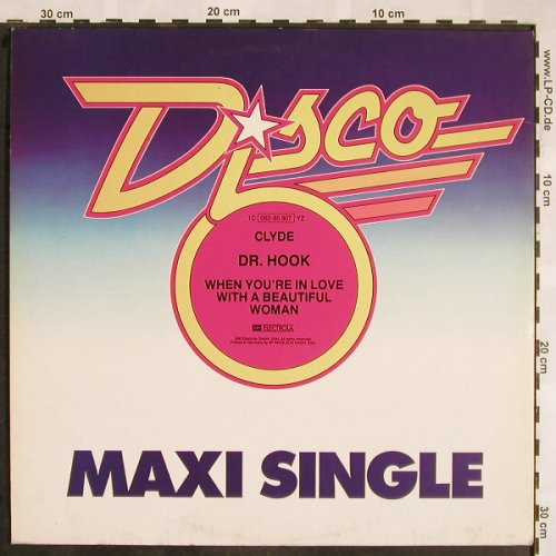 Dr.Hook: Clyde+1/When You're..., m-/vg+, Capitol(052-85 907), D, 1979 - 12inch - X1328 - 3,00 Euro