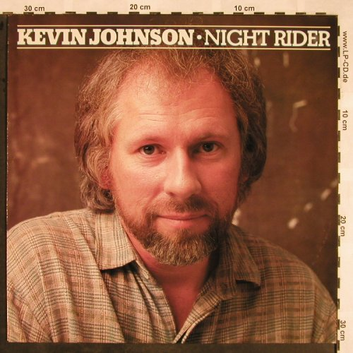 Johnson,Kevin: Night Rider, Teldec(6.25310 AP), D, 1982 - LP - X1353 - 5,50 Euro