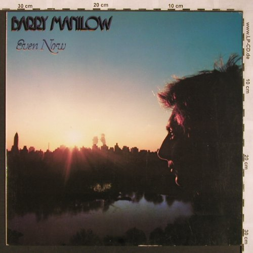 Manilow,Barry: Even Now, Arista(064-60 423), D, 1978 - LP - X1750 - 5,50 Euro