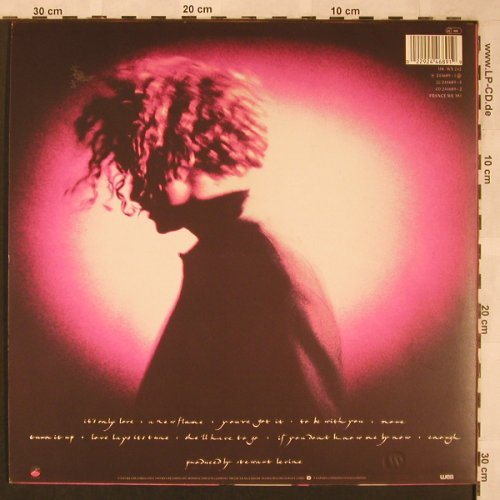 Simply Red: A New Flame, Elektra(244689-1), D, 1989 - LP - X1913 - 5,00 Euro