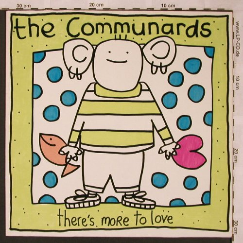 Communards: Theres More To Love +3, Metronome(INT 886 306-1), D, 1988 - 12inch - X1954 - 3,00 Euro