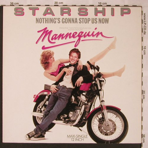 Starship: Nothing Gonna Stop Us Now, Grunt(FT 49758), D, 1987 - 12inch - X1955 - 3,00 Euro