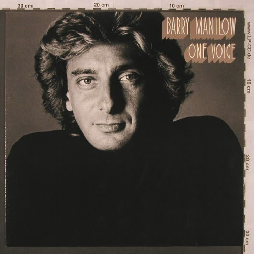 Manilow,Barry: One Voice, Arista(201 154-320), D, 1979 - LP - X2581 - 6,00 Euro