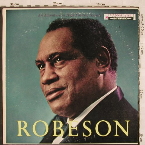 Robeson,Paul: with Chorus and Orch,H.Wingreen,p, Vanguard(VSD-2015), US,m-/vg+,  - LP - X266 - 5,00 Euro