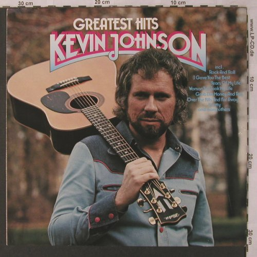 Johnson,Kevin: Greatest Hits, Teldec(6.24231), D,  - LP - X2799 - 5,00 Euro