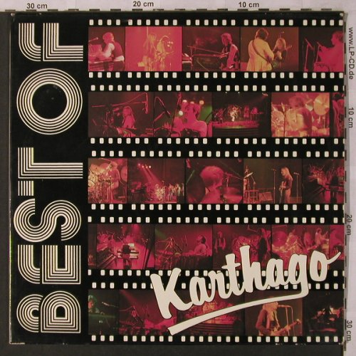 Karthago: Best Of, Foc, Bacillus(BAC 2055), D, 1978 - 2LP - X2846 - 25,00 Euro