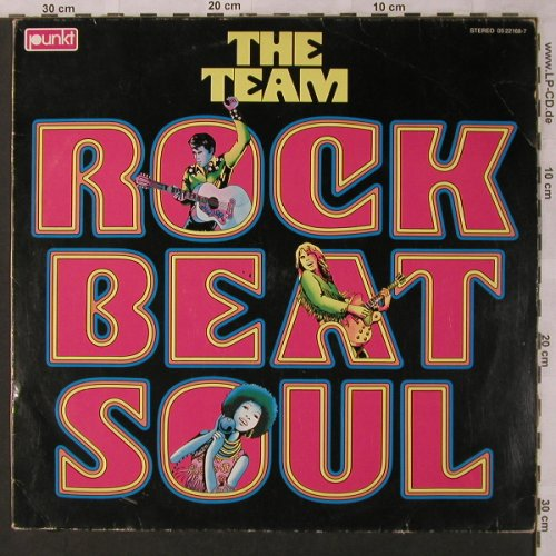 Team, the: Rock Beat Soul, m-/VG+, Punkt/BASF(05 22168-7), D,  - LP - X2929 - 6,00 Euro