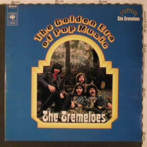 Tremeloes: The Golden Era of Pop Music, CBS(CBS S 67 299), NL, 1972 - 2LP - X2975 - 9,00 Euro