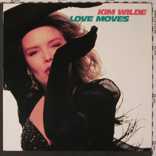 Wilde,Kim: Love Moves, MCA(2292-57225-1), D, 1990 - LP - X3027 - 5,00 Euro