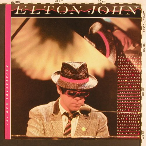John,Elton: The New Collection, Everest(CBR 1027), UK,  - LP - X3125 - 5,00 Euro