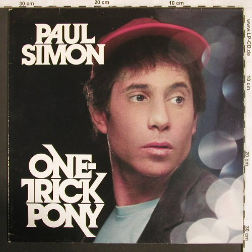 Simon,Paul: One Trick Pony, WB(WB 56846), D, 1980 - LP - X3164 - 5,00 Euro