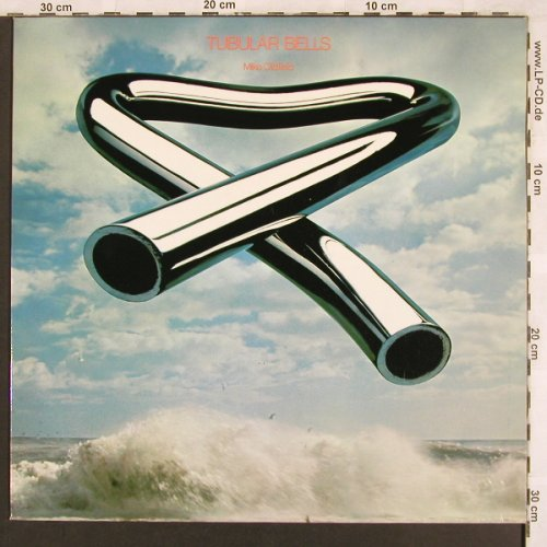 Oldfield,Mike: Tubular Bells, Virgin (red)(87 541 XOT), D, 1973 - LP - X3293 - 5,00 Euro