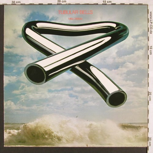 Oldfield,Mike: Tubular Bells, Virgin (green/red)(87 541 XOT), D, 1973 - LP - X3294 - 5,00 Euro