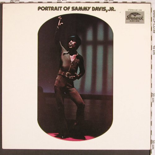 Davis Jr.,Sammy: Portrait Of '72, Ri, Brunswick(2911 542), D, 1972 - LP - X3481 - 6,00 Euro