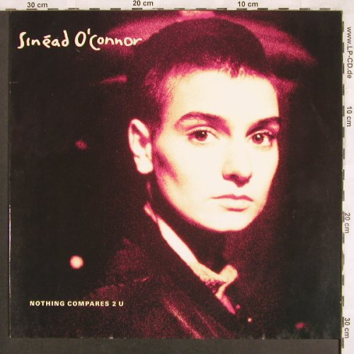 O'Connor,Sinead: Nothing Compares 2 U +2, Ensign(613 006), D, 1990 - 12inch - X3643 - 3,00 Euro