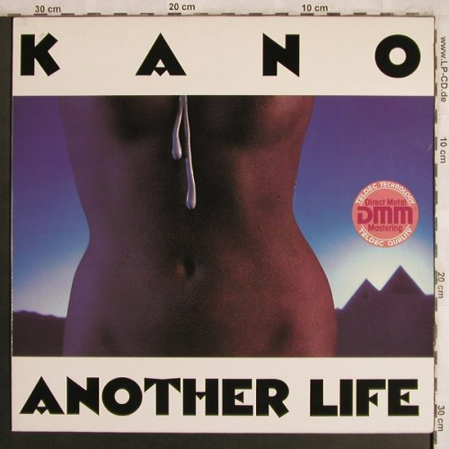 Kano: Another Life, Teldec(6.25580 AO), D, 1983 - LP - X4120 - 6,00 Euro