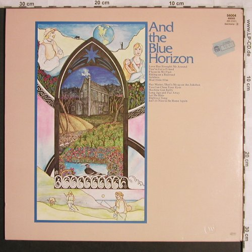 Taylor,James: Mud Slide Slim&TheBlue Horizon, Foc, WB(56004), D, m-/vg+, 1971 - LP - X4204 - 7,50 Euro