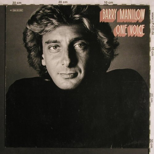 Manilow,Barry: One Voice, Arista(064-63 292), D, 1979 - LP - X4415 - 5,00 Euro