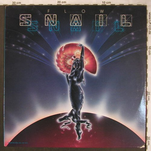 Snail: Flow, Cream(CRE1012), US, Co, 1979 - LP - X4572 - 5,00 Euro