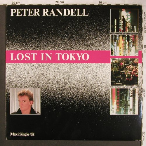 Randell,Peter: Lost in Tokyo *2, Global(601 933-213), D, 1985 - 12inch - X4577 - 3,00 Euro