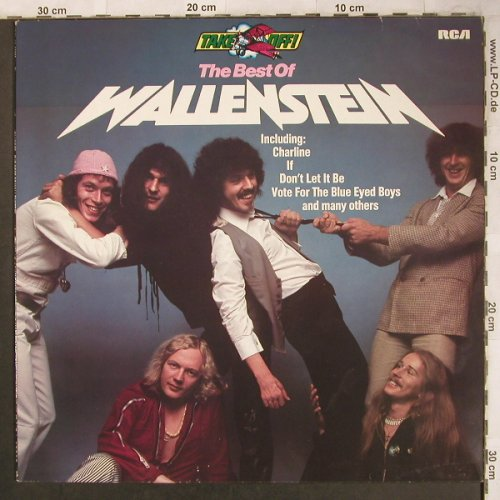 Wallenstein: The Best Of (Take Off !), RCA International(NL 30090), D, 1979 - LP - X4664 - 6,50 Euro