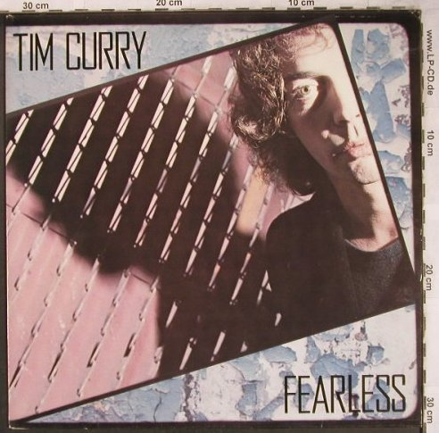 Curry,Tim: Fearless, AM(AMLH 64773), NL, 1979 - LP - X4751 - 5,00 Euro