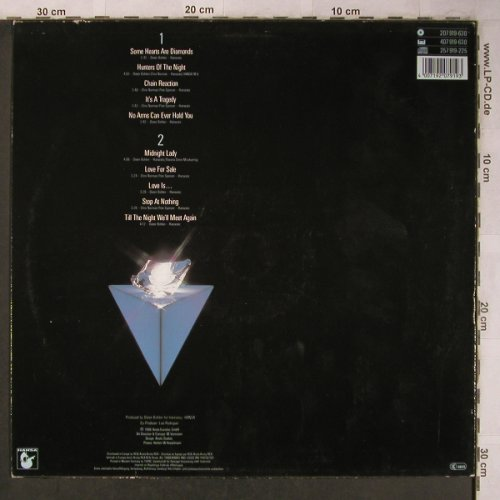 Norman,Chris: Some Hearts Are Diamonds, Hansa(207 919-630), D, 1986 - LP - X5297 - 5,00 Euro