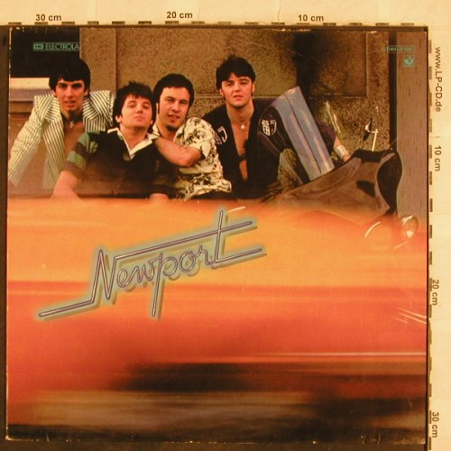 Newport: Same, Harvest(064-32 525), D, 1977 - LP - X52 - 5,50 Euro
