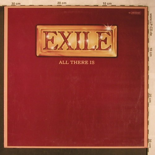 Exile: All There Is, RAK(064-62 635), D, 1979 - LP - X5300 - 5,50 Euro