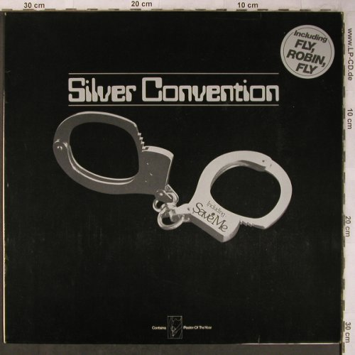 Silver Convention: Same, Jupiter(89 100 OT), D, 1975 - LP - X5375 - 7,50 Euro