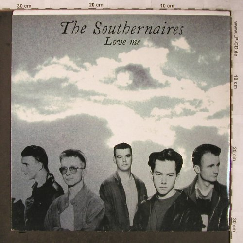 Southernaires: Love Me +3, GO!(GODX 54), UK, 1991 - 12inch - X5470 - 5,00 Euro
