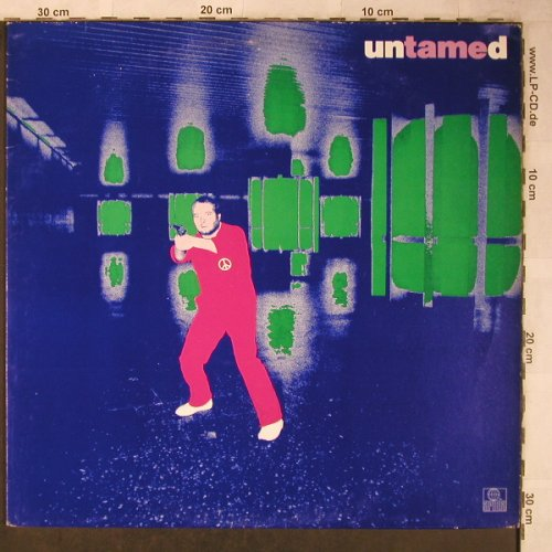 Tame,Johnny: Untamed, Ariola(204 207-320), D, 1981 - LP - X5473 - 9,00 Euro