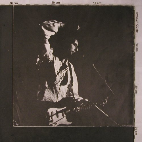 Dylan,Bob: At Budokan-> ONLY Booklet, CBS/Sony(96004), NL, 1978 - Bookl. - X5698 - 4,00 Euro