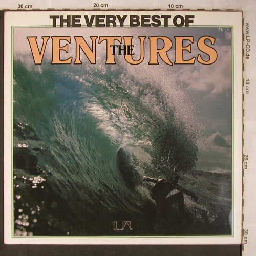 Ventures: The Very Best of, UA(UAS 29 752 Z), D, 1975 - LP - X5719 - 7,50 Euro