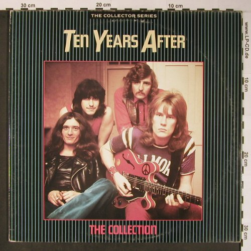 Ten Years After: The Collection,Foc, Ri, Castle(CCSLP 115), UK, 1985 - 2LP - X5939 - 10,50 Euro