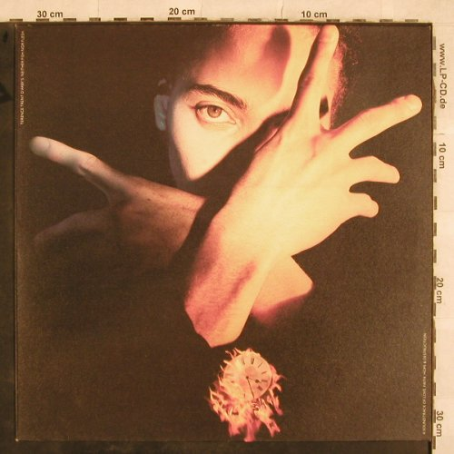 D'Arby,Terence Trent: Neither Fish Or Flesh, CBS(4658019 1), NL, 1989 - LP - X661 - 5,50 Euro