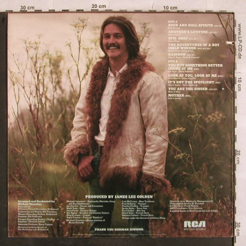 Neeley,Ted: 1974 A.D., RCA(APL1-0317), US, co, 1973 - LP - X665 - 6,00 Euro