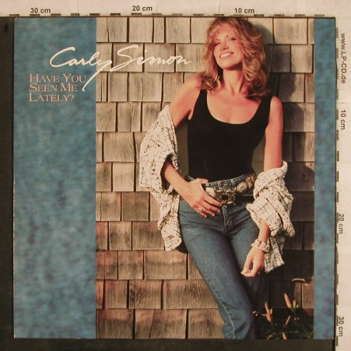 Simon,Carly: Have you seen me lately?, WB(211 044), D, 1983 - LP - X701 - 5,00 Euro
