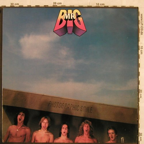Mr.Big: Photgraphic Smile, Arista(AL 4083), US, co, 1976 - LP - X74 - 5,00 Euro