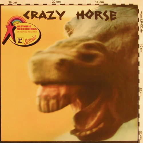 Crazy Horse: Same, Reprise(REP 24 026), D, 1976 - LP - X789 - 7,50 Euro