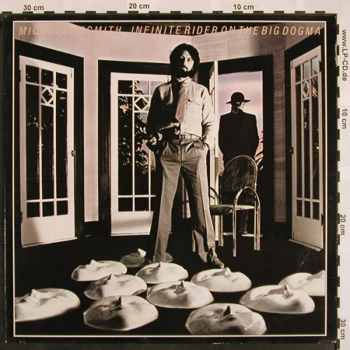 Nesmith,Michael: Infinite Rider On The Big Dogma, Metronome(0060.234), D, 1979 - LP - X858 - 6,00 Euro